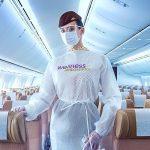 Названа авиакомпания, которая первой вакцинировала всех пилотов и бортпроводников