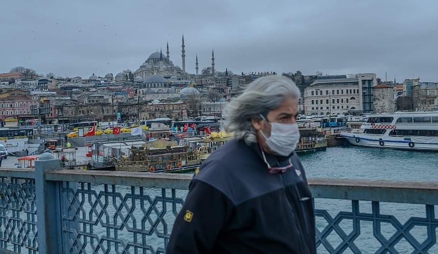 Стала известна дата снятия ограничений в Стамбуле