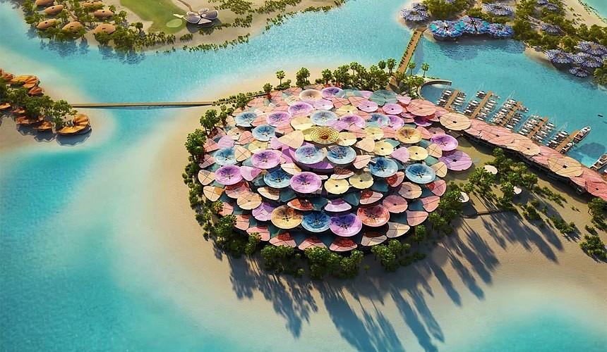 На побережье Красного моря строят еще один Дубай