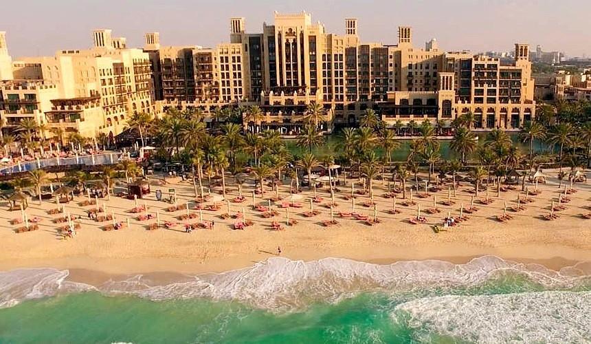 Один из лучших отелей Дубая перестал принимать туристов