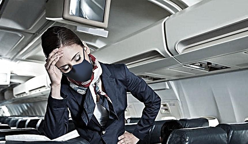 Если туристический сезон провалится, авиакомпании ждут массовые увольнения