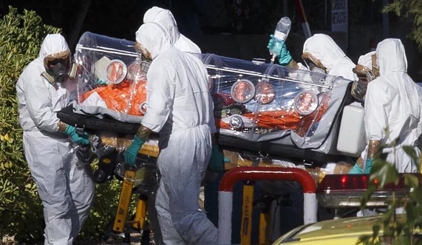 У жительницы Украины, прилетевшей в Таиланд, выявили коронавирус