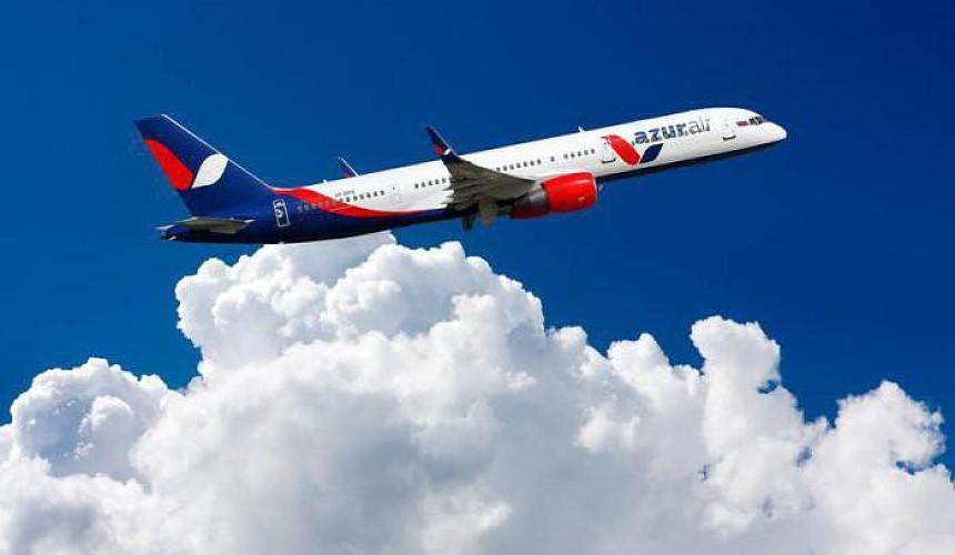На рейсе AZUR air на Занзибар у туриста произошел приступ эпилепсии