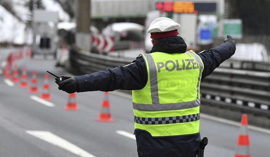 Австрия вводит десятидневный карантин для приезжих