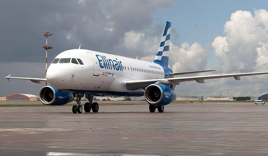 Греческая авиакомпания  возобновит рейсы из Москвы на курорты страны