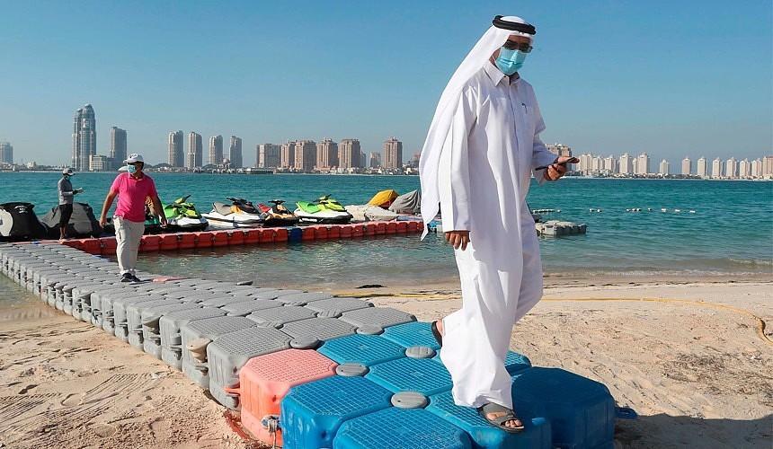 Катар отложил открытие границ для туристов
