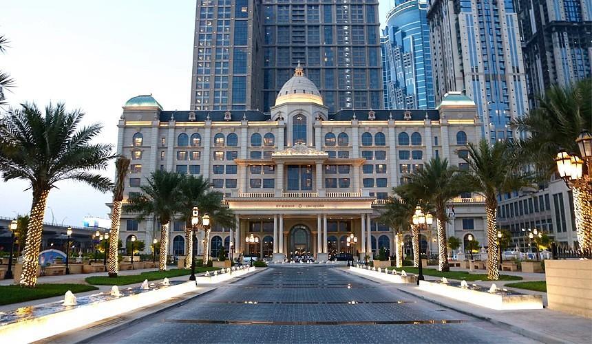 В Арабских Эмиратах откроются сразу 11 топовых отелей