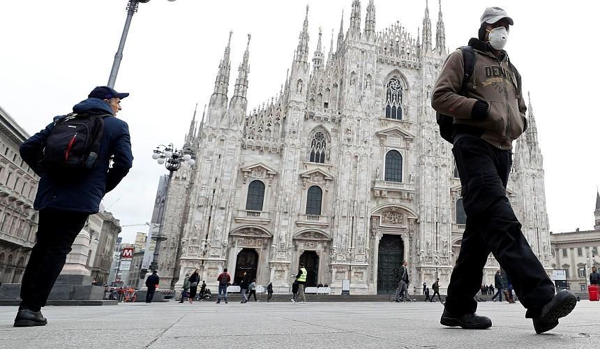 Европа рискует пропустить начало нового туристического сезона