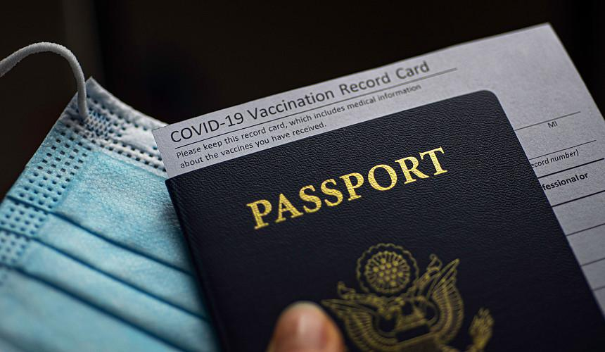 ВОЗ против введения ковидных паспортов из-за дискриминации туристов