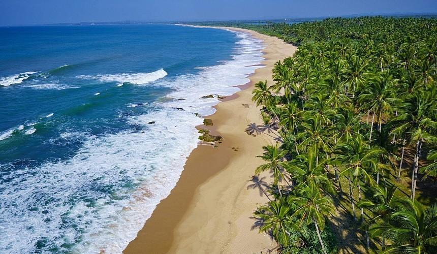 Власти Шри-Ланки отменят карантин для привитых туристов