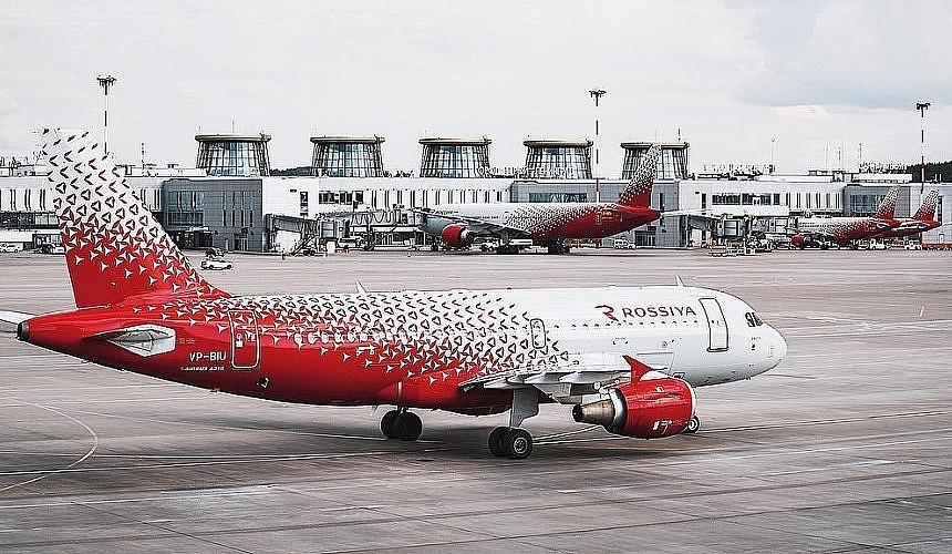 «Россия» возобновляет рейсы из Санкт-Петербурга в Ларнаку, Париж и Берлин