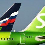 Авиакомпания S7 летом будет выполнять полеты по 130 направлениям