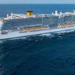 Costa Cruises возобновит круизы к началу мая