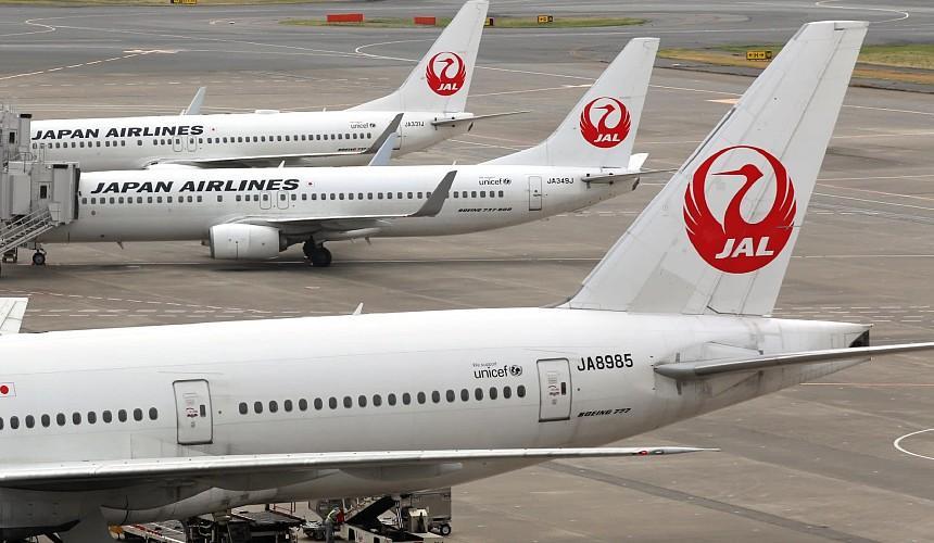 Авиакомпания JAL возобновляет прямые рейсы Москва - Токио