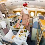 Emirates вводит дополнительный сбор и повышает цены