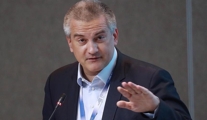 Сергей Аксенов: решить проблему с водой в Крыму к курортному сезону не получится