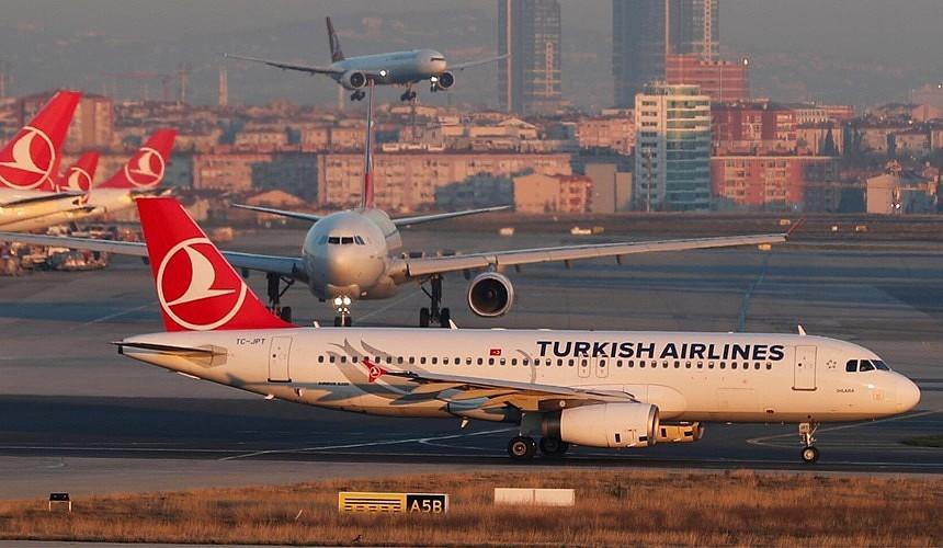 Turkish Airlines возобновила рейсы из Анкары во Внуково