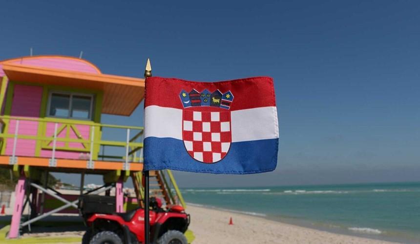 Хорватия открывается для вакцинированных российских туристов с 1 апреля