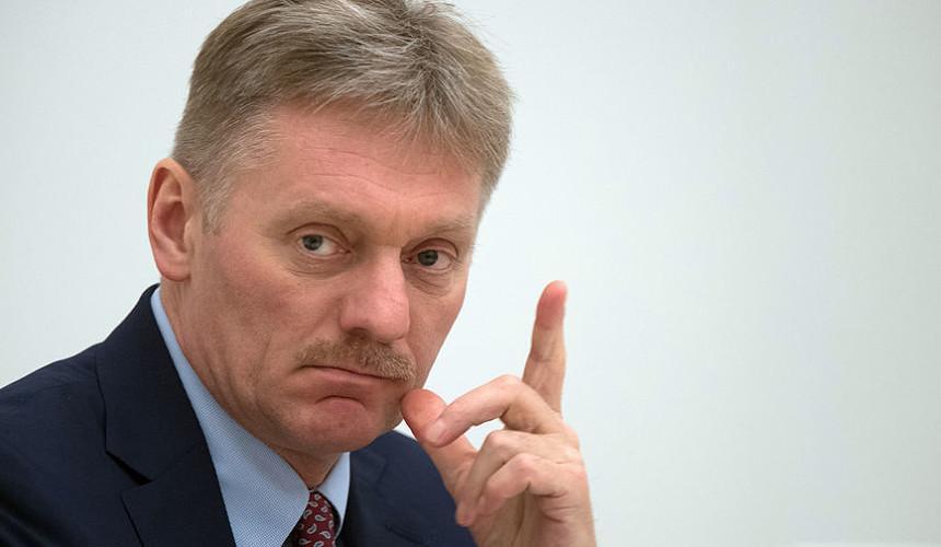 Пресс-секретарь Владимира Путина оценил работу Зарины Догузовой