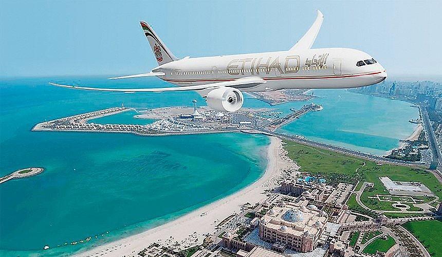 Туроператоры по ОАЭ оценили перспективы запуска рейсов Etihad Airways из Москвы в Абу-Даби