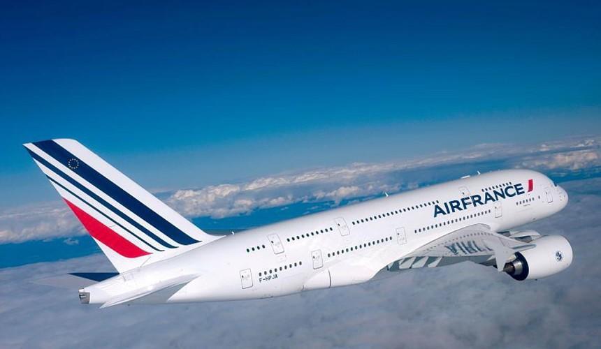 Air France возобновила рейсы Санкт-Петербург – Париж
