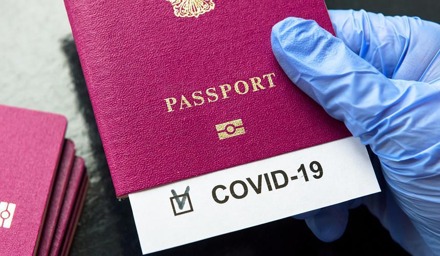 Европа представит готовый проект по ковидным паспортам в конце марта