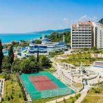 Сочинская гостиница «Аквалоо» продолжит сотрудничество с компанией Swandor