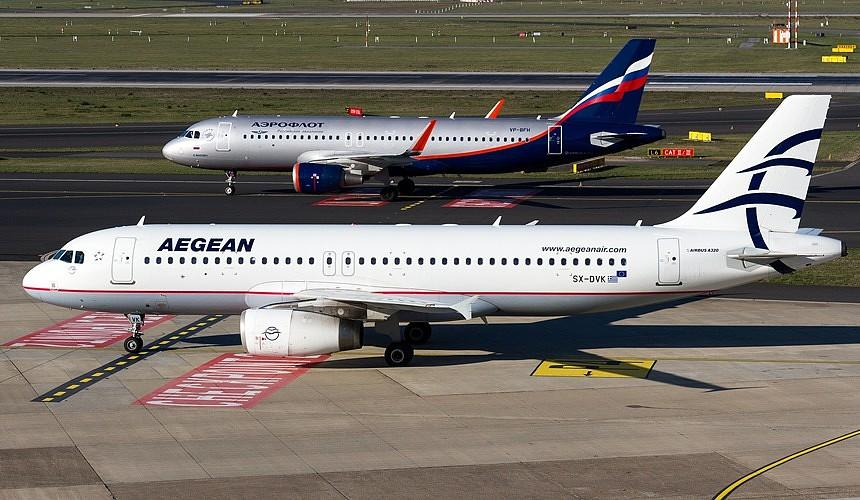 Крупнейшая греческая авиакомпания полетит в Россию
