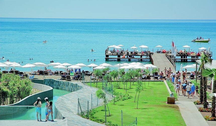 В списке крутых турецких «пятерок» – новая звезда по имени Cosmopolitan City Club