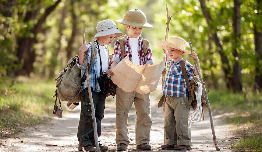 Туристам с детьми упростят выезд за границу