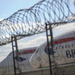 Авиасообщение с Великобританией закрыто еще на месяц