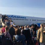 «Победа» увеличила количество региональных рейсов почти на 100%