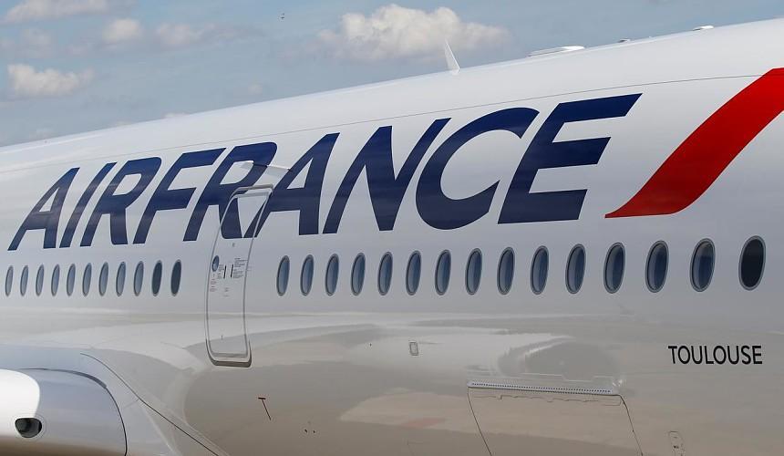 Авиакомпании Air France выделят 4 млрд евро в качестве поддержки от государства