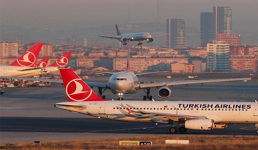 Turkish Airlines продолжит вывозные рейсы из Стамбула в Москву до 1 июня