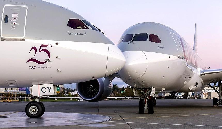 Qatar Airways предложила рейсы со стыковкой из Москвы в Стамбул