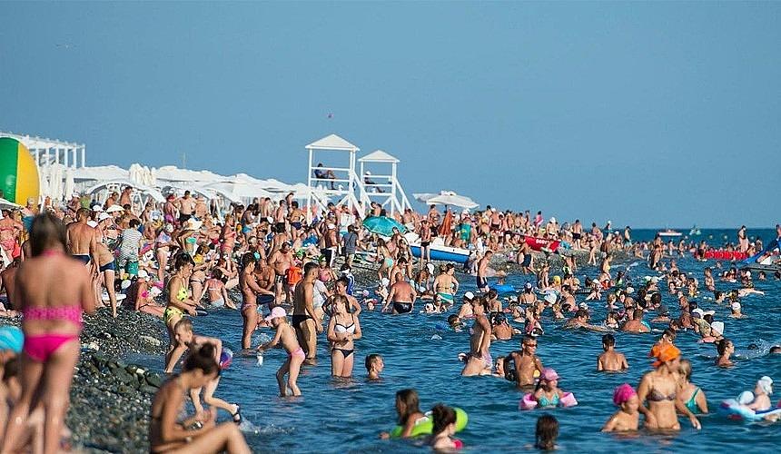 Крым надеется на рост турпотока из-за закрытия Турции