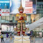 «Аэрофлот» возобновил полёты в Таиланд из Москвы