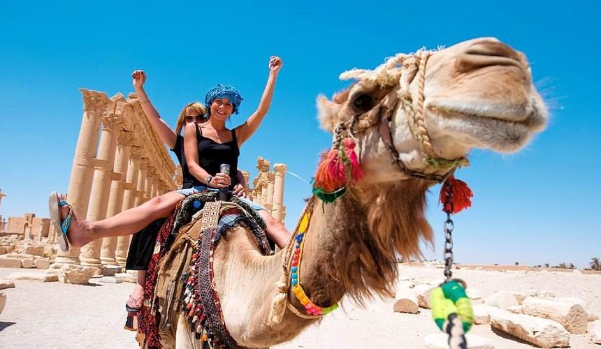 Египет сообщил о готовности к прилету российских туристов