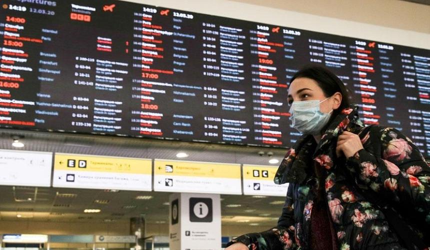 Более 500 тысяч туристов не смогут отправиться на отдых в Турцию в апреле-мае
