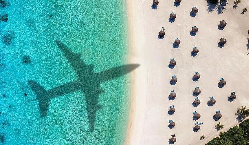 Авиакомпания «Аэрофлот» начала выполнение прямых рейсов на Сейшелы