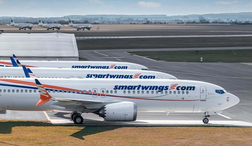 Авиакомпания Smartwings возобновляет прямые рейсы из Санкт-Петербурга в Прагу