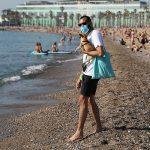 Туристов в Испании будут штрафовать за отсутствие масок даже на пляжах