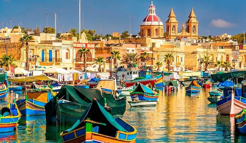 Мальта откроет свои границы для туристов из Европы с 1 июня