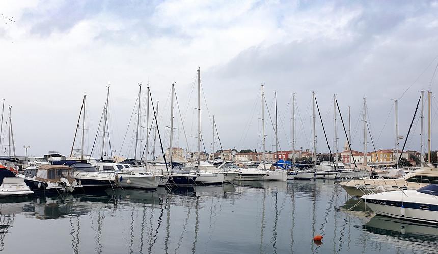 Первые яхты марина в Геленджике сможет принять уже в 2022 году