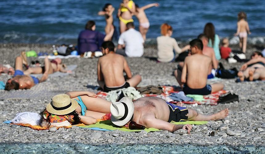 Крым готовится побить рекорд СССР по количеству туристов
