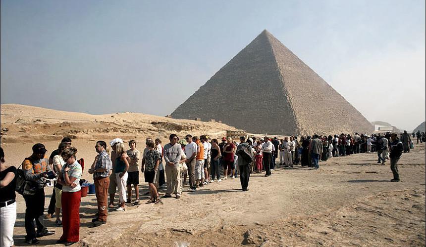 В Египте массово вакцинируют сотрудников турсектора