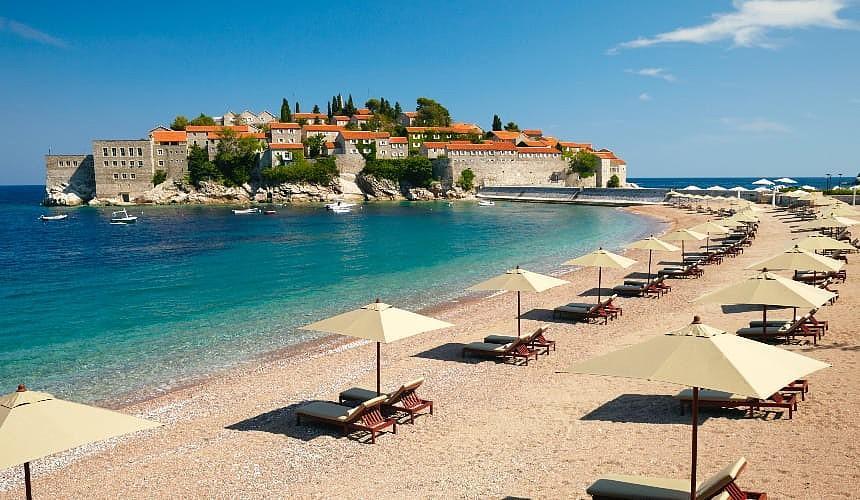 Как туристы смогут попасть в Черногорию