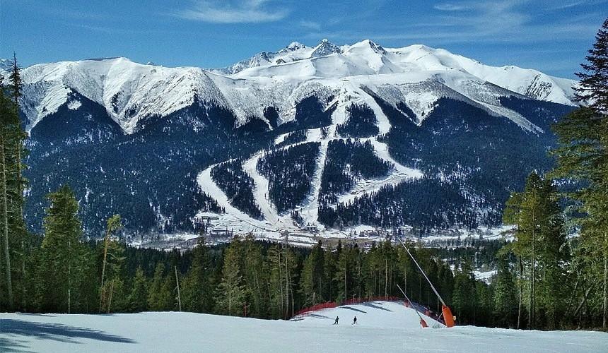 Турпоток на курорт «Архыз» увеличился на 67% за период горнолыжного сезона