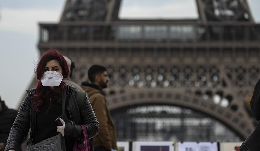 Франция готовится к наступлению третьей волны COVID-19 и вводит локдаун