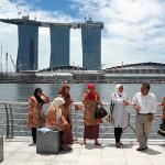 Сингапур будет пускать туристов с Travel Pass с мая